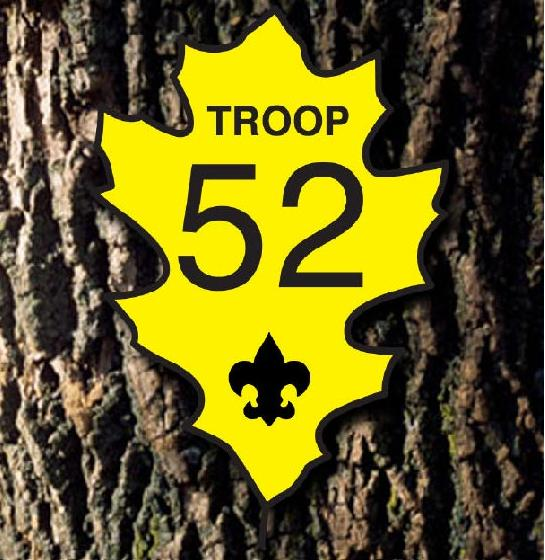 Troop 52 Logo